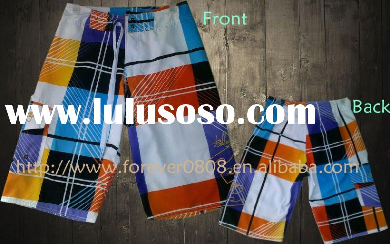 Men's board shorts 2011new stely