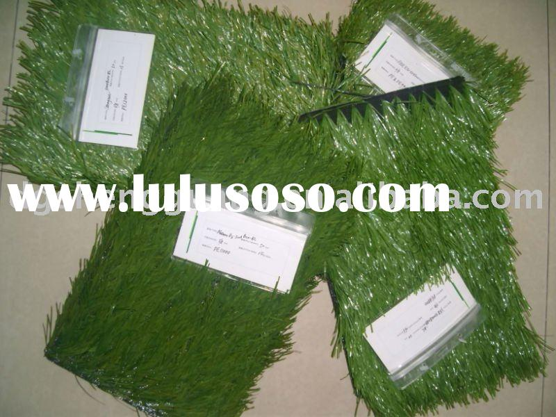 Mini football field artificial grass