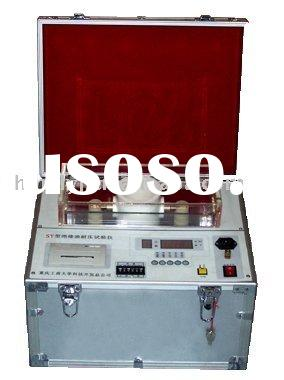 Model SY-100 Automatic Transformer Oil Testers