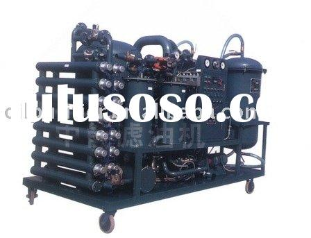 Renew used transformer oil/ dielectric oil regeneration/ oil purification machine series ZYD-I