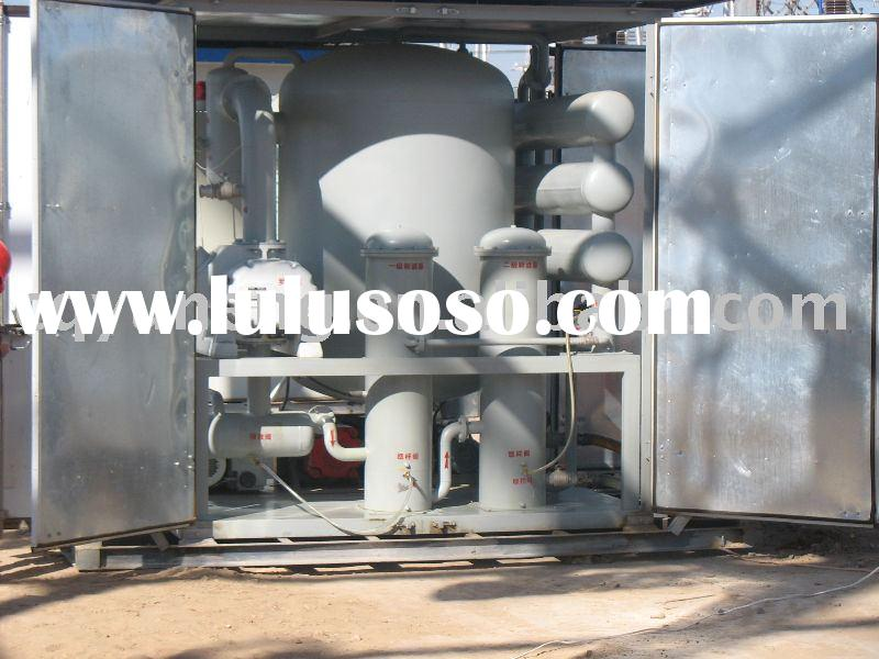 Sell Transformer Oil Filtration Oil Purifying Plant