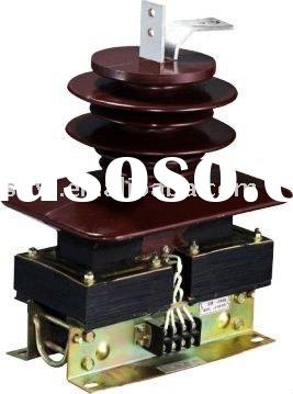 Support type semi-closed casted insulation current transformer