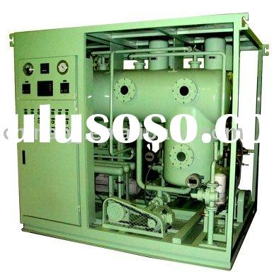 Transformer oil treatment field equipments