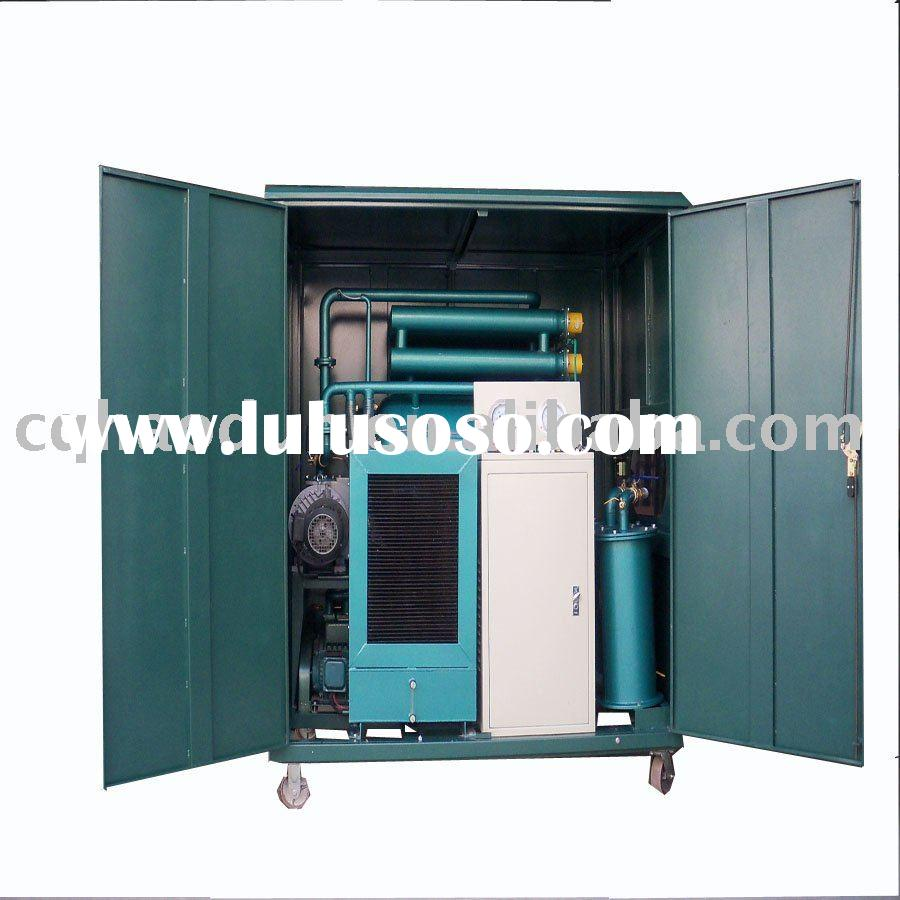 Used Transformer Oil Filtering Machine (HTS-200 )