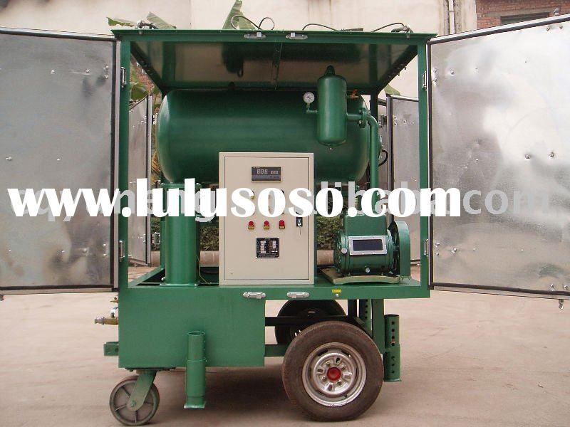 Used Transformer Oil Purifier oil filtration,oil recycling,oil regeneration