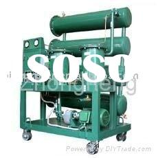 Used Transformer Oil Regeneration Device/ Portable Oil Purifier