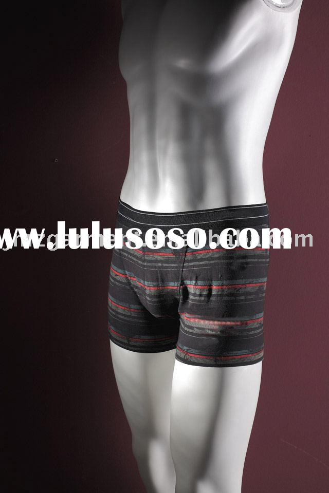 high quality printed boxer underwear for kids