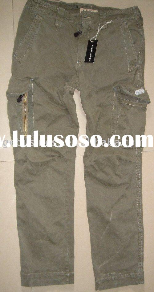 men's fashional  cargo pants