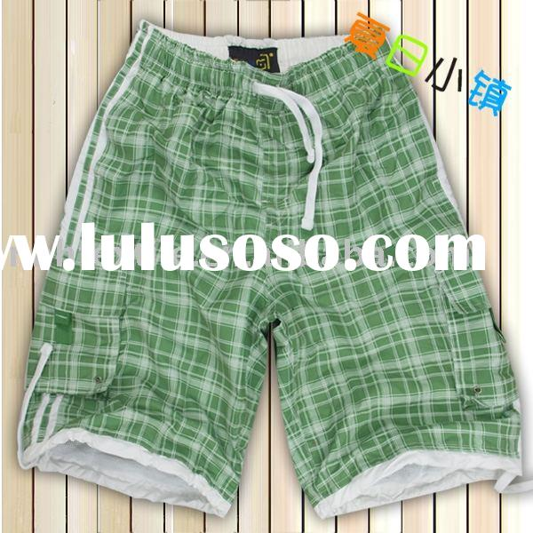 men's microfiber board shorts