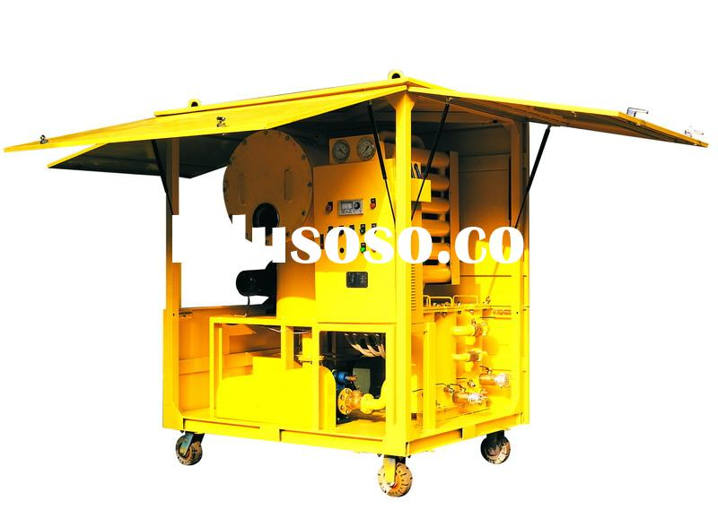 transformer oil purification equipment