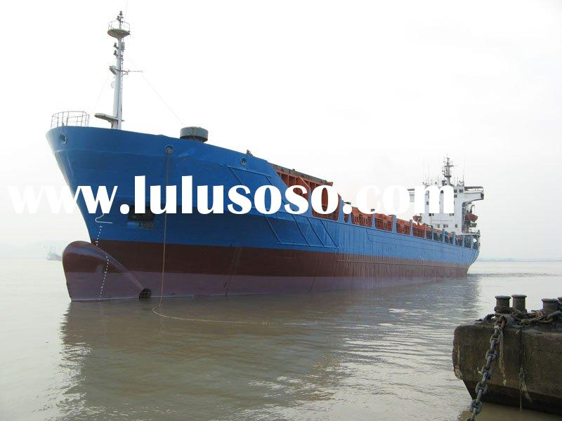 vessel ship cargo from china