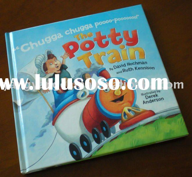 High Quality Children's Cartoon & Story Book Printing