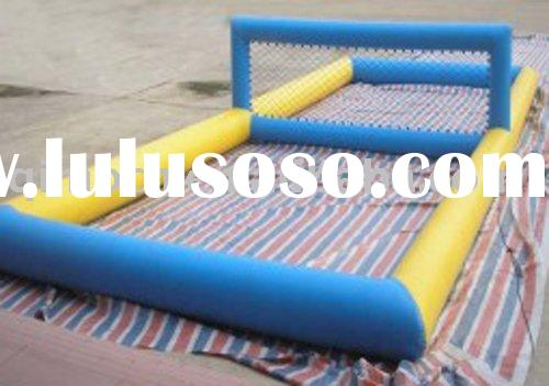 Inflatable Water Volleyball Court/Yard for your sports game