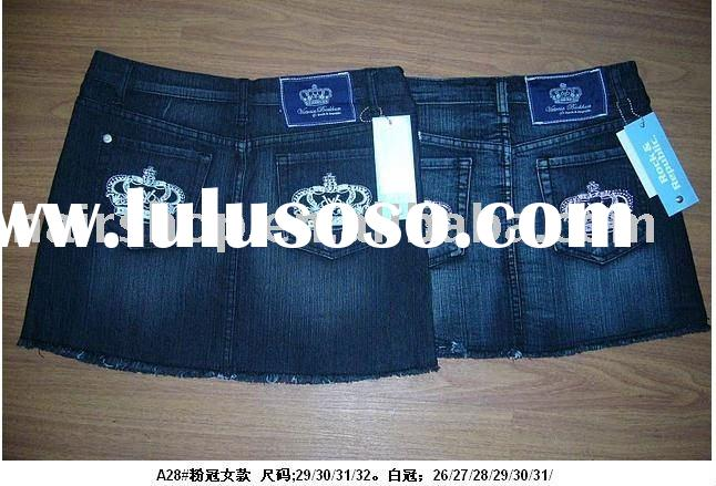 Nice selling women's short summer jeans in the modern society