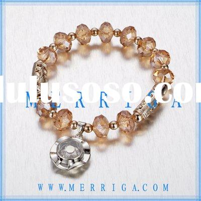 wholesale fashion crystal jewelry, crystal bracelets with low price