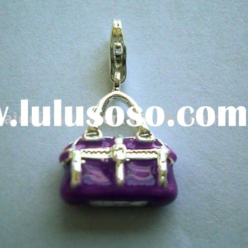 wholesale silver charms pendant silver jewelry-CM0019
