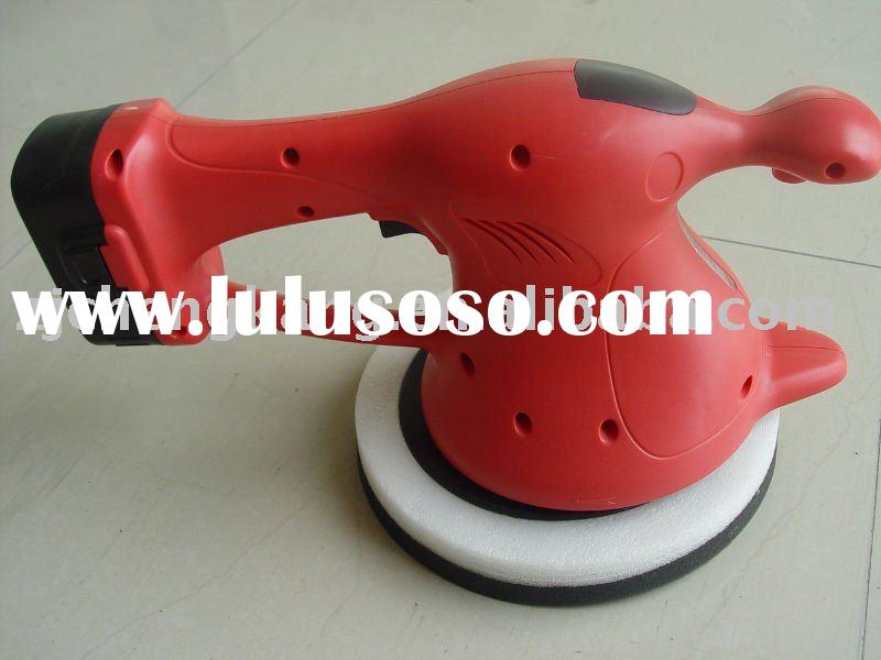"10""  Cordless car Polisher machine"