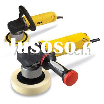 """5"""" and 6"""" dual action polisher for car"""