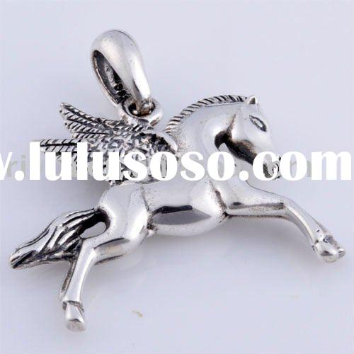 925 Sterling silver jewellery Horse Pendants or Charms