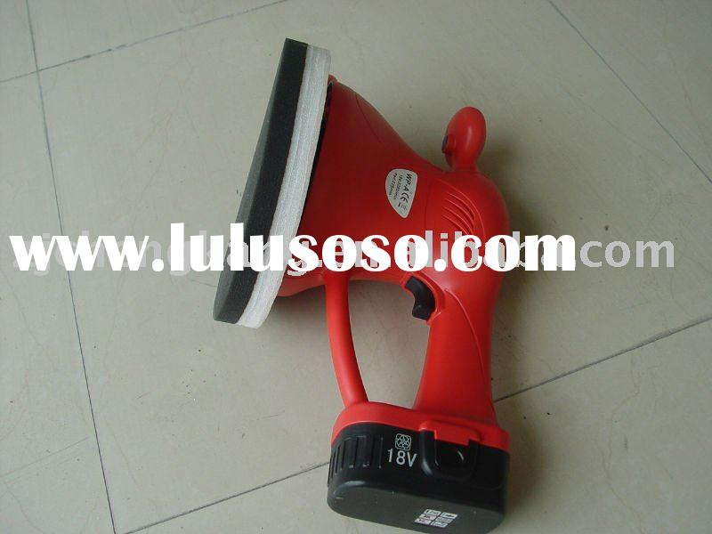 "9"" 12V Cordless car Polisher machine"