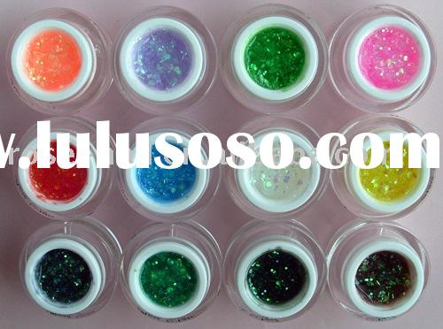 Color UV Gel, nail art, nail art product