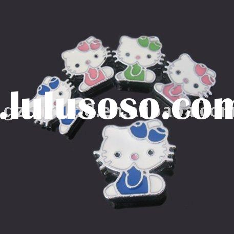 DIY hello kitty charms for phone
