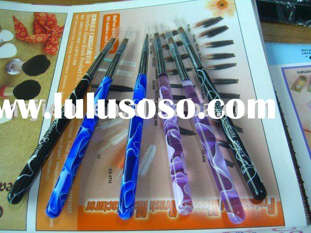 Hot sale nail art brush with acrylic handle