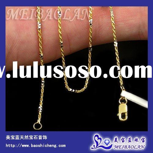 Jewelry,Gold Necklace,Gold Jewelry,Necklace(00057707)