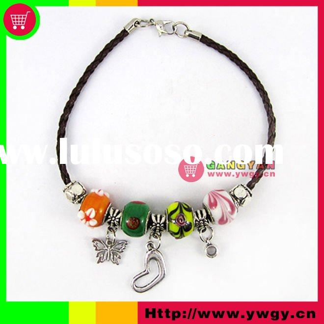 SMT452 2011 new styles hot selling classic fashion lucky charm bracelet
