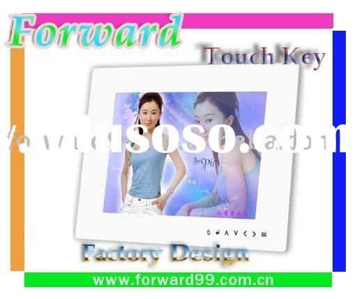15inch:electronic picture frame best digital photo frame with touch key 15 inch photo frame album di