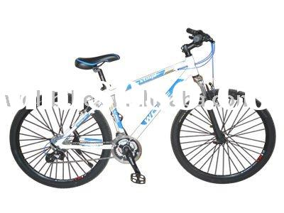 2011 ALLOY SUSPENSION MOUNTAIN BICYCLE