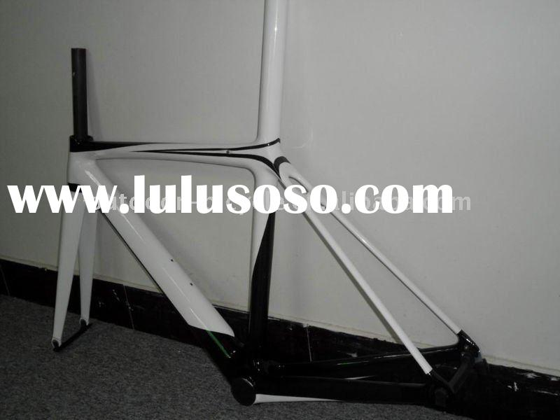 700c inside cable carbon road racing bike frame
