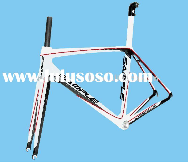 700c new carbon road racing bicycle frame