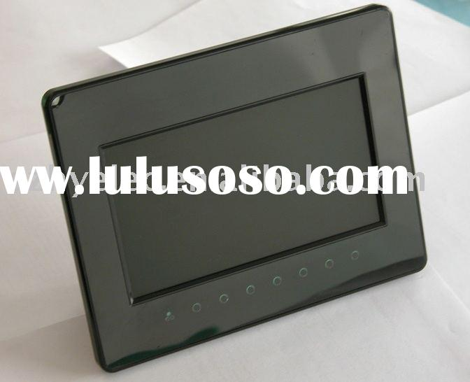 """7"""" digital photo frame touch border, touch button digital picture frame, touch button digital f"""