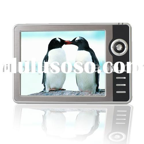 "8"" Digital Photo Frame with HDD Portable Media Player"