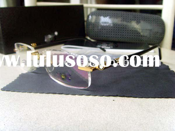 Brand fred MB86 eyeglasses metal fashion optical frame eyewear