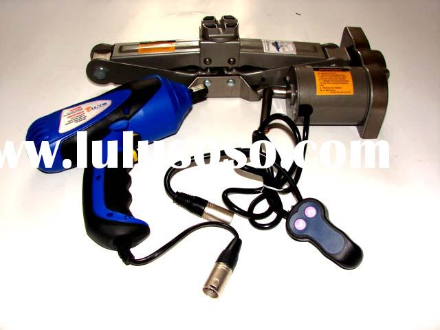 ELECTRIC JACK & IMPACT WRENCH (AUTO TOOLS)