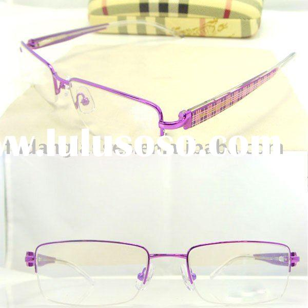 Fast&Free shipping designer frames fashion optical frames discount eye glasses frames BU1067 pur