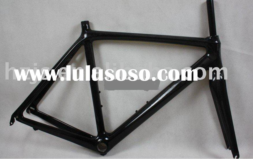 Road Bike Full Carbon Fiber Frame & Fork (R1) 500MM