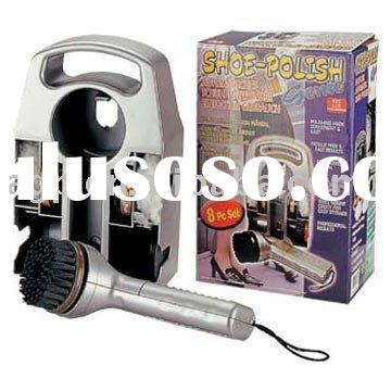 automatic electric shoe polisher