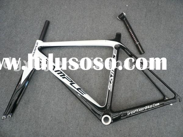 carbon road bicycle frameset Fm015 fit with 700C wheels