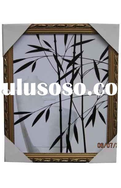 oil painting picture frame craft decorate cheap canvas reproduction