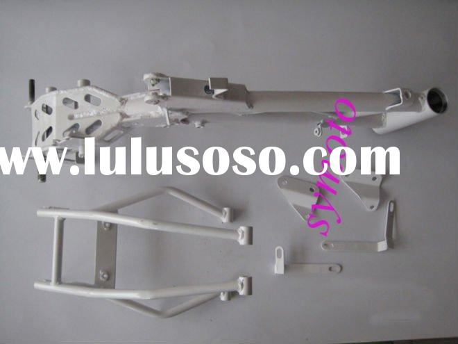 pit bike parts, Chromoly Frame Kit for KLX110 bikes