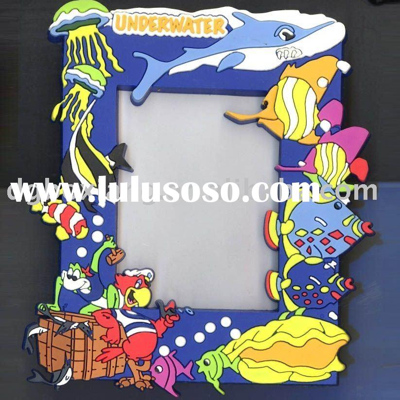 under water picture frame
