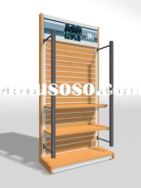 2011-0611 wooden display stand
