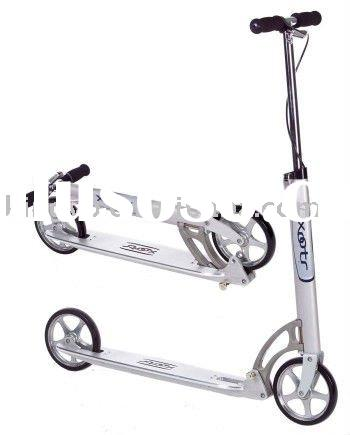 2011 new design luxury xootr scooter with aluminum body-good quality