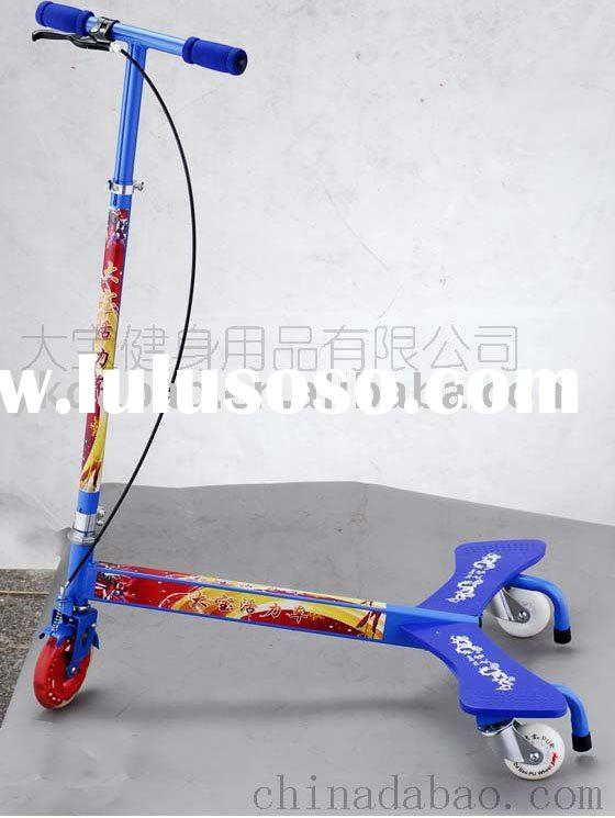 3-wheel Caster Scooter (DB-8180)