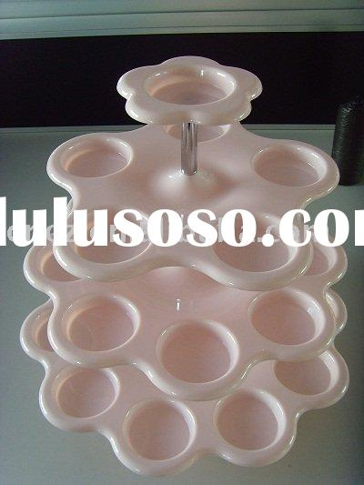 4 tier cupcake stand/cake stand/cake display