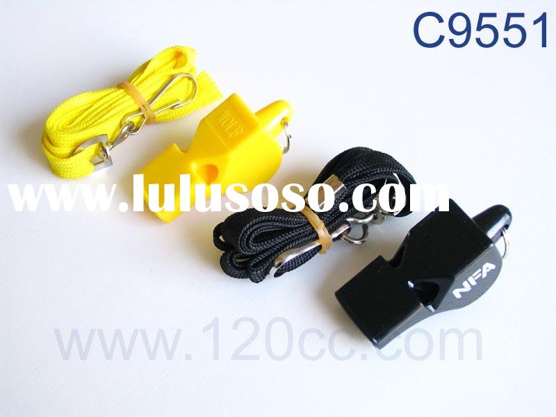 C9551 Plastic Referee Whistle