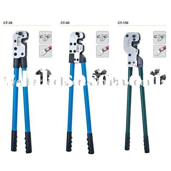 CT series Cable Crimping Tools for non-insulated cable links